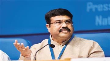 Khabar Odisha:Dharmendra-Pradhan-Wrotes-Letter-to-Suresh-Prabhu-For-Air-Port-at-Paradeep