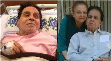 Khabar Odisha:Dilip-Kumar-Been-Admitted-In-Hospital-After-One-Month-Later