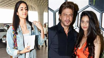 Khabar Odisha:Drugs-case-not-left-behind-in-Bollywood-NCB-Red-at-the-home-of-King-Khan-and-Ananya-Pandey