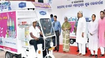 Khabar Odisha:E-cart-lunch-in-bbsr