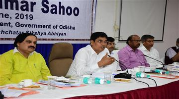 Khabar Odisha:Education-Odisha-Biomatric-for-Lecturers-and-same-syllabus-for-3-students