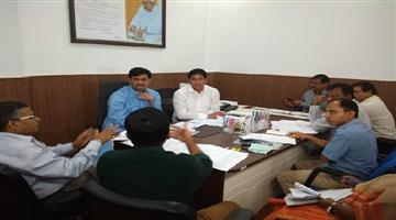 Khabar Odisha:Education-Odisha-Meeting-between-higher-education-and-school-and-mass-Education