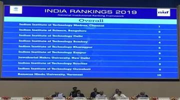Khabar Odisha:Education-Odisha-nirf-rankings-2019-released-iit-madras-ranked-one-in-overall-category
