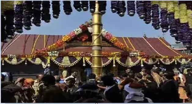 Khabar Odisha:Elecation-odisha-Lok-Sabha-Chunav-Sabarimala-Hurt-Factor-Looms-Large-In-Red-Bastion-Kerala