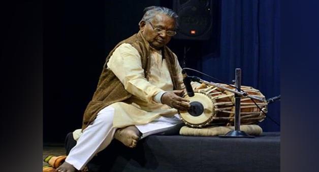 Khabar Odisha:Eminent-percussionist-Guru-Banamali-Maharana-passes-away