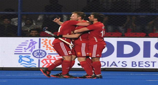 Khabar Odisha:England-beat-Argentina-and-entered-in-to-the-hockey-world-cup-semi-final