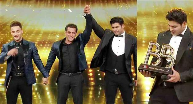 Khabar Odisha:Entertainment-Bigg-Boss-13-grand-finale-Sidharth-Shukla-wins-the-show-Asim-Riaz-bags-second-spot