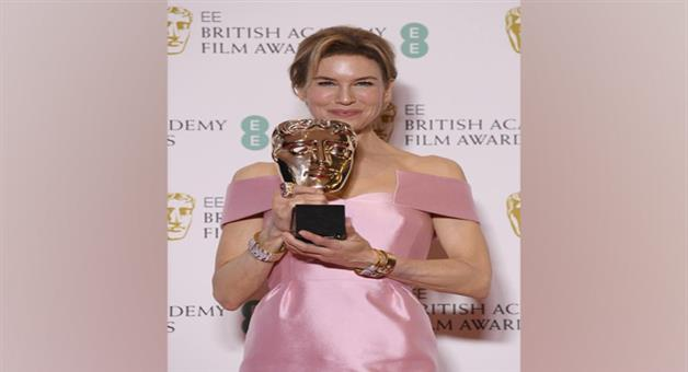 Khabar Odisha:Entertainment-London-2020-Bafta-awards-Renee-Zellweger-bags-leading-actress-title