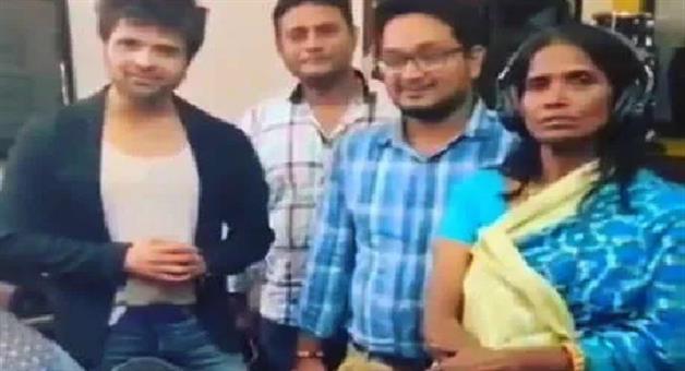 Khabar Odisha:Entertainment-Odisha-bollywood-ranu-mondal-viral-video-teri-meri-kahani-himesh-reshammiya-reacts-instagram