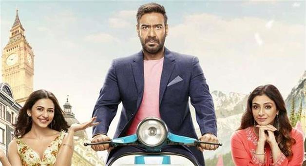 Khabar Odisha:Entertainment-bollywood-odisha-box-office-collection-of-ajay-devgn-starrer-de-de-pyar-de-on-second-week
