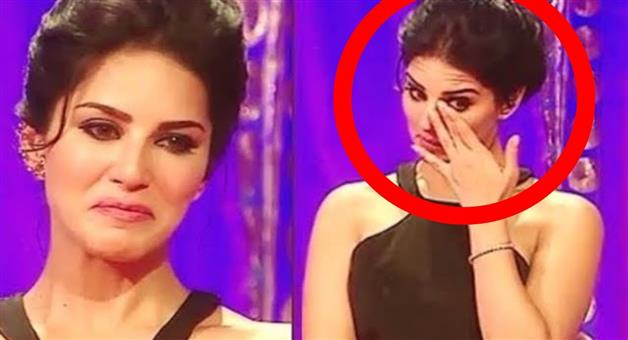 Khabar Odisha:Entertainment-bollywood-odisha-Know-why-Sunny-Leone-Cry-in-the-chat-show