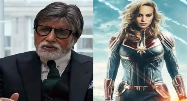 Khabar Odisha:Entertainment-bollywood-odisha-Amitabh-bachchan-badla-and-captain-marvel-box-office-prediction