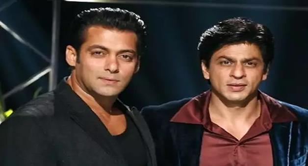 Khabar Odisha:Entertainment-bollywood-odisha-salman-khan-and-shahrukh-khan-work-in-movie