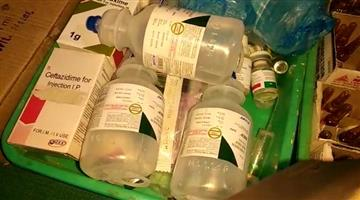 Khabar Odisha:Expired-Saline-Administered-To-Patient-In-Odisha
