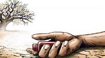Khabar Odisha:Farmer-suicide-in-out-strike-of-Bhubaneswar