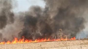 Khabar Odisha:Fire-Mishap-in-Dhenkanal