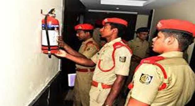 Khabar Odisha:Fire-department-raids-at-several-coaching-centres-in-Bhubaneswar-and-Cuttack