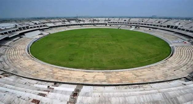 Khabar Odisha:First-high-tech-stadium-set-to-be-made-in-India