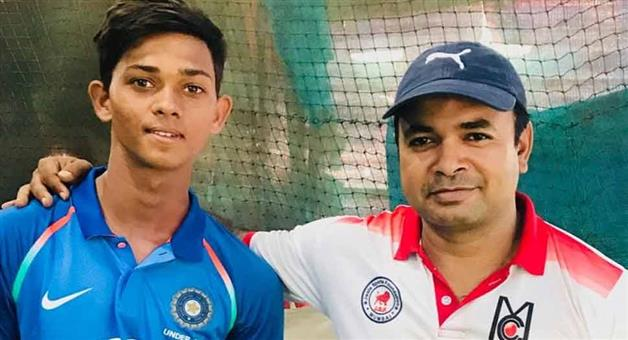 Khabar Odisha:Food-vendor-to-national-pride-know-about-india-u-19-cricketer-Yashasvi-Jaiswal