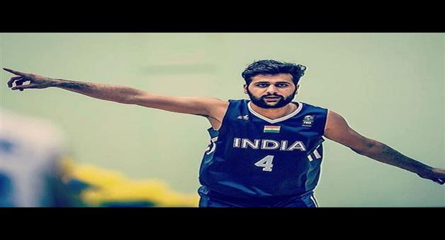 Khabar Odisha:Former-Indian-basketball-captain-Arshpreet-Singh-banned-for-four-years-after-being-caught-in-dope-test