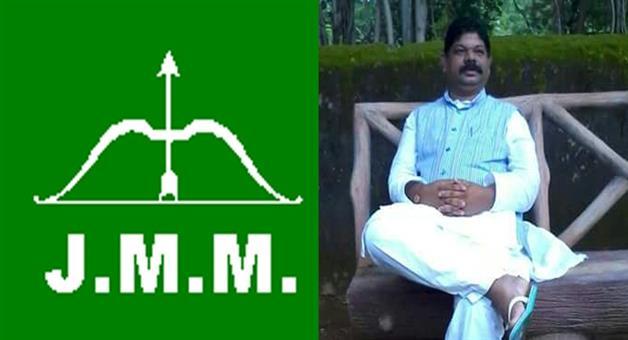 Khabar Odisha:Former-MP-Laxman-Tudu-Join-JMM