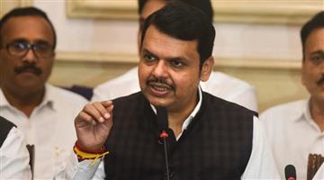 Khabar Odisha:Former-Maharashtra-Chief-Minister-Devendra-Fadnavis-Corona-infected