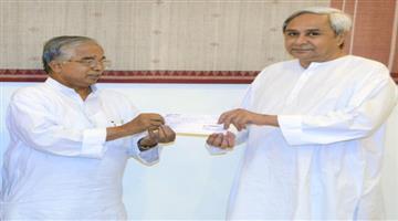Khabar Odisha:Former-Rajya-Sabha-member-Narendra-Swain-81-passes-away