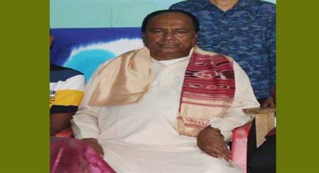 Khabar Odisha:Former-minister-and-a-senior-Congress-leader-Shaikh-Matlub-Ali-78-passes-away