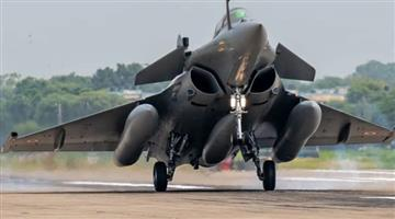 Khabar Odisha:France-assigned-to-India-second-batch-of-5-Rafale-fighter-jets
