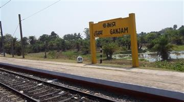 Khabar Odisha:From-today-there-will-be-no-passenger-trains-in-Ganjam-district
