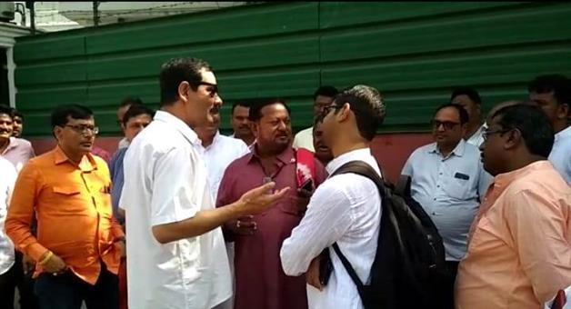 Khabar Odisha:Geroge-Tirky-Join-Congress-today
