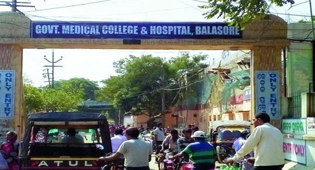 Khabar Odisha:Govt-Medical-College--Hospital-Balasore-Various-Vacancies-Offline-Form-2018--Recruitment-Khabar-Odisha-Section