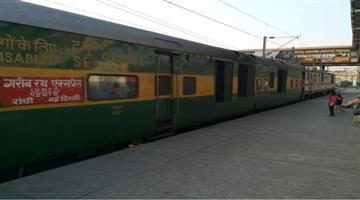 Khabar Odisha:Govt-prepared-to-increase-the-fare-of-the-bedrolls-kits-in-train