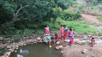 Khabar Odisha:Govt-scheme-not-reach-in-remote-village-of-kandhamal