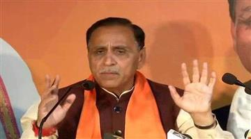 Khabar Odisha:Gujurat-Minister-Vijaya-Ruapani-Target-Congress-About-Rahul-Gandhi