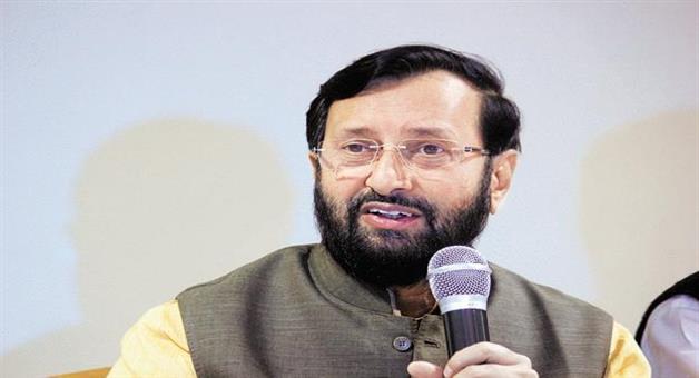 Khabar Odisha:HRD-Minister-Prakash-Javadekar-Targeted-BJD