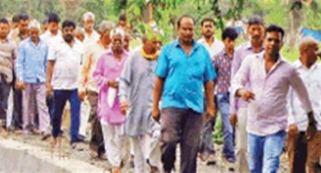 Khabar Odisha:Harsola-village-influenced-in-cancer-cause-unknown