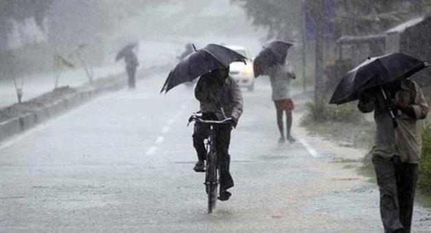 Khabar Odisha:Heavy-rain-forecast-an-odisha