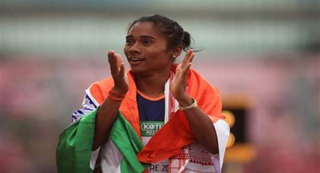 Khabar Odisha:Hima-das-won-gold-medal-world-athlete