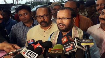 Khabar Odisha:Holding-simultaneous-elections-is-in-the-countrys-interest-discussion-is-on-to-hold-it-in-11-states-says-Union-Minister-Prakash-Javadekar
