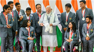 Khabar Odisha:I-get-motivation-inspiration-from-you-all-PM-Narendra-Modi-in-his-interaction-with-Paralympians