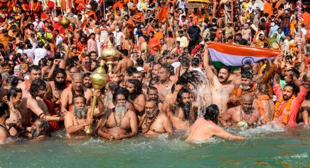 Khabar Odisha:I-have-prayed-that-two-royal-baths-have-taken-place-and-now-the-Kumbh-should-be-kept-symbolic-due-to-the-crisis-of-Corona