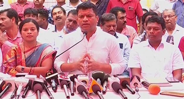 Khabar Odisha:I-will-join-the-BJP-I-will-pull-Naveens-hand---Pradeep-Majhi