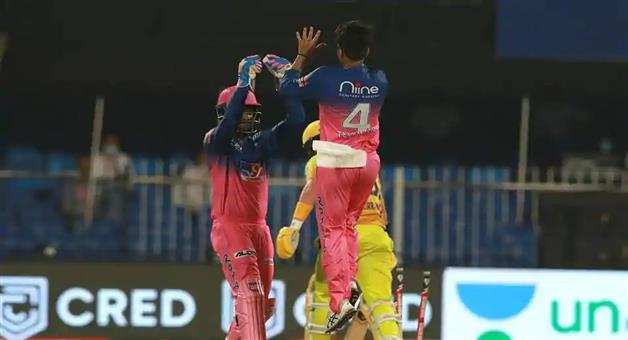 Khabar Odisha:IPL-2020-Rajasthan-Rayalas-beat-Chennai-by-14-runs-in-the-fourth-match-the-Kolkata-Mumbai-clash-today