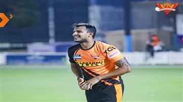 Khabar Odisha:IPL-2021-T-Natarajan-tests-positive-for-COVID-19-ahead-of-DC-SRH-contest