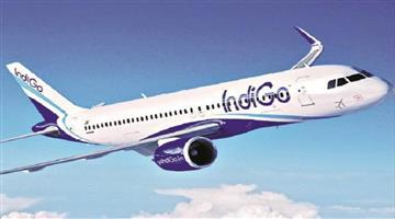 Khabar Odisha:IndiGo-flights-tyre-bursts-while-landing-in-Karnatakas-Hubli-passengers-safe
