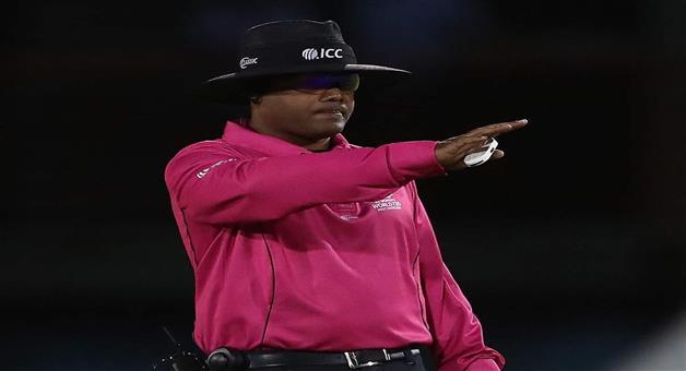 Khabar Odisha:Indias-Nitin-Menon-promoted-to-elite-panel-of-ICC-umpires