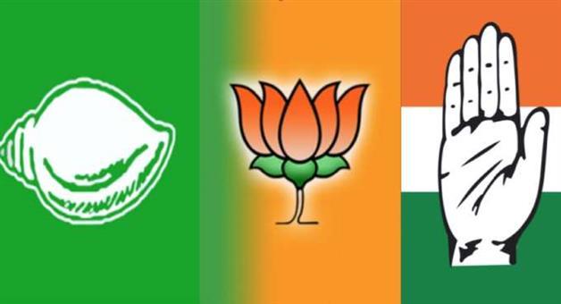 Khabar Odisha:India-TV-Survey--2019-General-Election-LOksabha-Vote-For-BJD-BJP-Congress