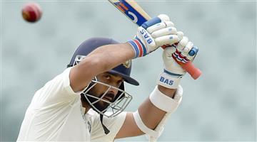 Khabar Odisha:India-Vs-Australia-Day-4-Lunch-Break---India-lead-by-275-runs