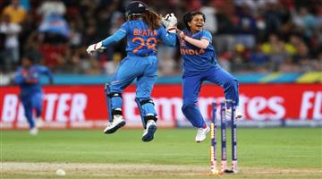 Khabar Odisha:India-Vs-Australia-womens-t20-world-cup-India-beat-australia-by-15-runs